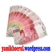 uang 100rb wordpress